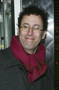 Tony Kushner at the opening night after party of &quot;This Is How It Goes.&quot;